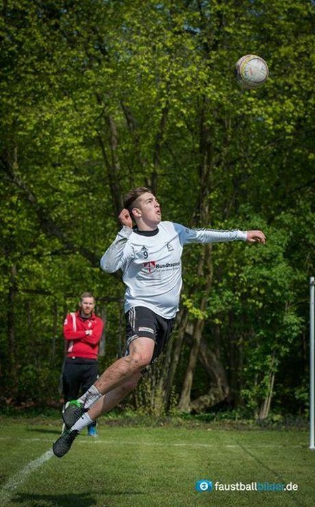 Nachwuchsspieler Falko Müller kommt am Wochenende im Dahlbrucher Bundesliga-Team zum Einsatz. Foto: Verein