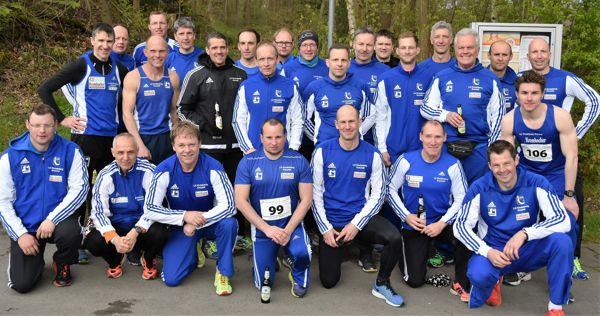 Die Athleten der LG Kindelsberg Kreuztal zeigten gute Leistungen im Sauerland. Foto: Verein