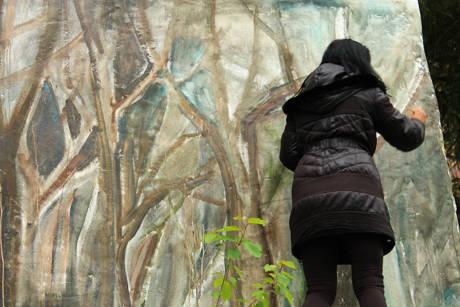 2016-05-04_Siegen_Kunstprojekt Siegberghang gestartet_Foto_Leah Hermann_02