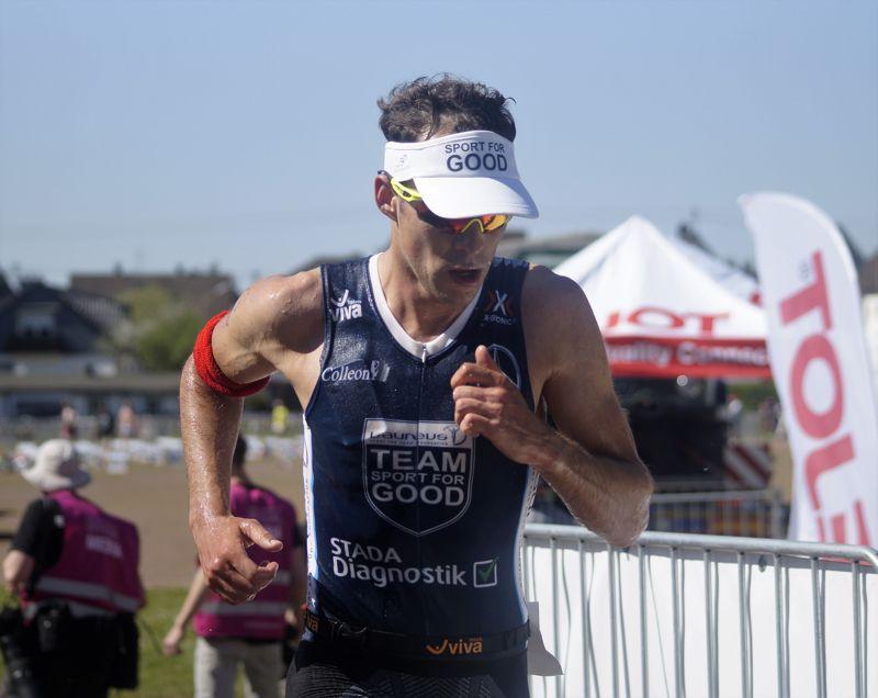 Horst Reichel belegte den dritten Platz in Buschhütten.