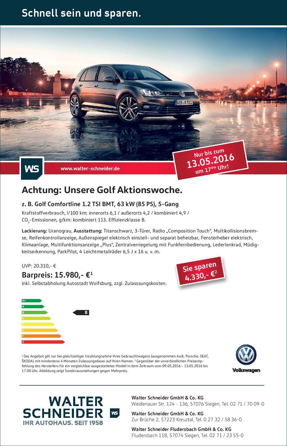 2016-05-09 Golf Aktionswoche_VW Schneider_01