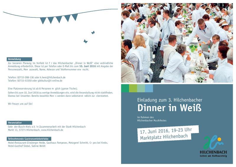2016-05-13_Hilchenbach_Dinner in Weiß_Flyer_Stadt Hilchenbach_01