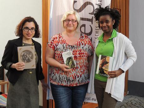 Drei Leserinnen, drei Länder...