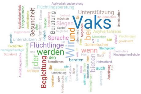 Logo VAKS