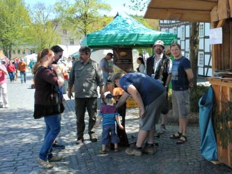 Der Frühlingsmarkt war eine sehr gelungene Veranstaltung und der VFG-Ferndorftal freut sich auf das weitere sehr ereignisreiche Vereinsjahr 2016, so der Vorstand. (Foto: Verein)