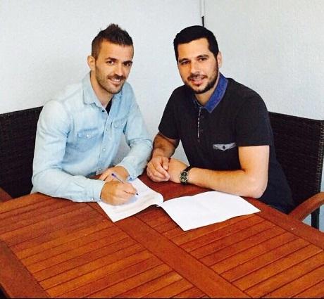 Der TSV Steinbach hat den Vertrag mit mit Hüsni Tahiri verlängert. Foto: Verein