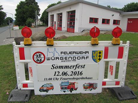 Foto: Feuerwehr Würgendorf