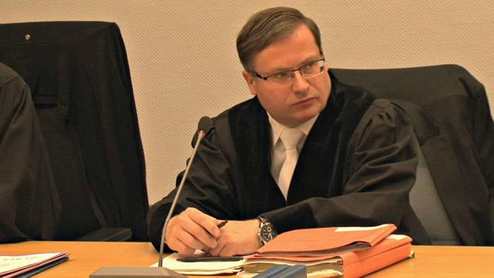 Staatsanwalt Patrick Baron von Grotthuss