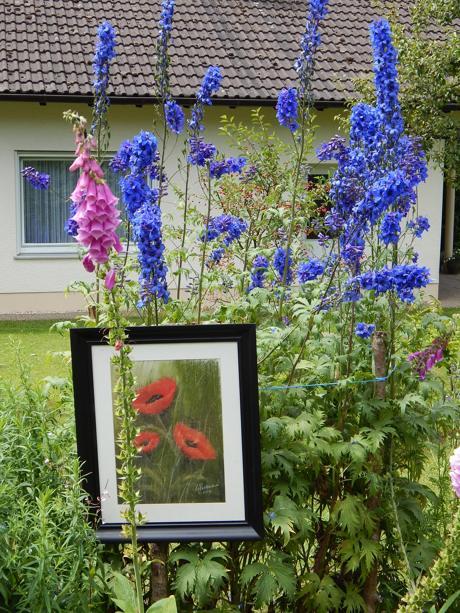 Garten der Familie Brauckmann aus Grund