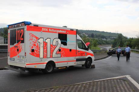 2016-06-24_Kreuztal_VUP_Twingo gegen Leitplanke_Foto_Hercher_02