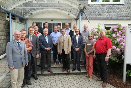 Weiterentwicklung des Leitbildes im Projekt Global Nachhaltige Kommune. (Foto: Stadt Bad Berleburg)