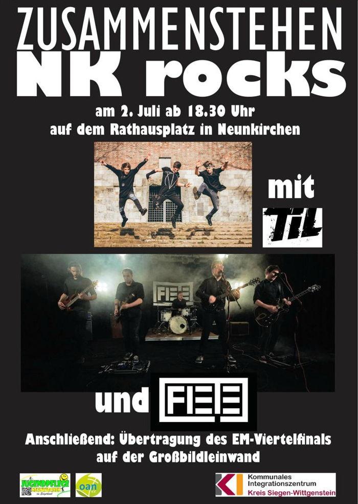 Plakat: Gemeinde Neunkirchen