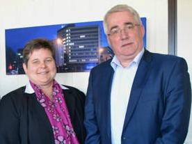 Tanja Wagener (MdL) und Falk Heinrichs (MdL) ziehen eine positive Bilanz. (Archivbild: SPD)