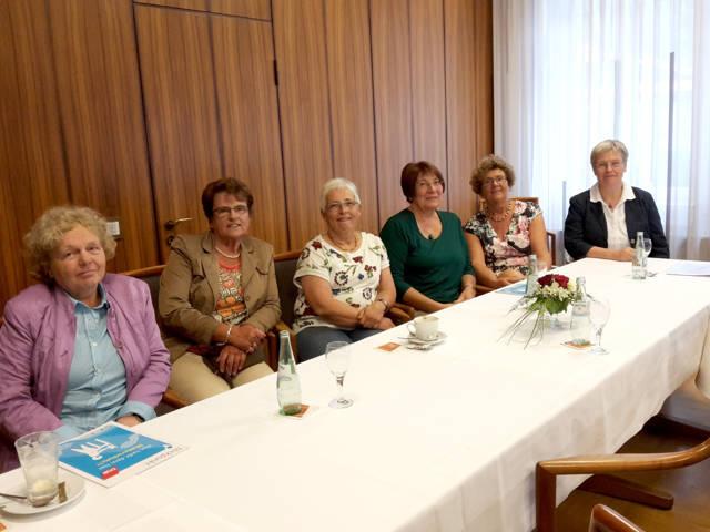Rechte der Frauen - Möglichkeiten der Hebammen. (Foto: CDU)