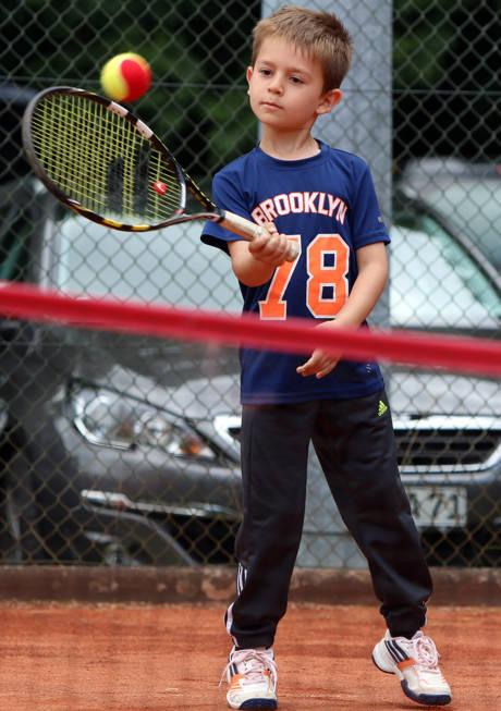 Wilson Tennis 10s-Turnier beim TV Eichen. (Foto: Veranstalter)