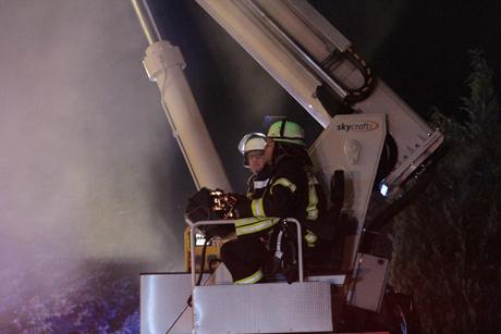 Drehleiter-Feuerwehr-Erndtebrück