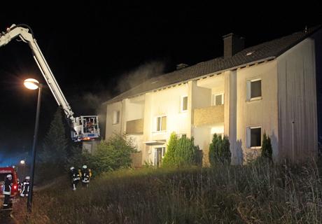 Wohnungsbrand-Erndtebrück
