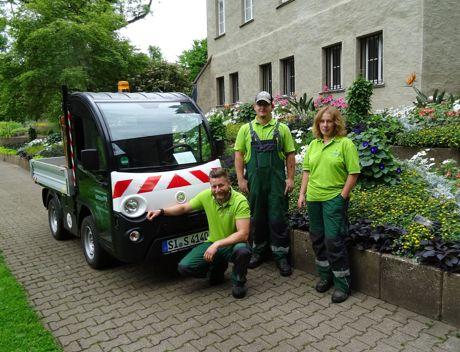 2016-08-02_Siegen_Neuer_E-Worker_Grünflächenabteilung_(c)_Stadt_Siegen