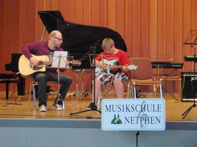 Musikschule der Stadt Netphen lädt zum Konzert ein. (Foto: Stadt Netphen)