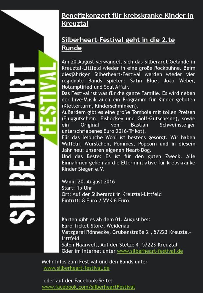 2016-08-08_Kreuztal_Silberheart-Festival geht in die zweite Runde_Flyer_Veranstalter_01