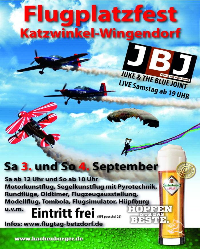 2016-08-16_Katzwinkel-Wingendorf_Flugplatzfest mit Tag der offenen Tür des SFC Betzdorf-Kirchen_Plakat_Veranstalter