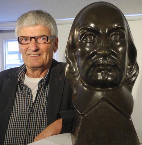 Gottfried Theis. Foto: 4FACHWERK Freudenberg e.V.