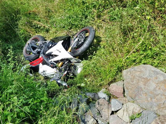 2016-08-18_Hilchenbach-Vormwald_VUP_Alleinunfall Motorrad_Foto_mg_2