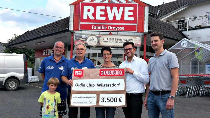 2016-08-19_Wilgersdorf_REWE-Group Sommerfest brachte 3.500 Euro für den guten Zweck ein_Forto_Hercher_01