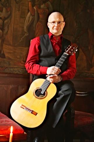 In seinem Konzertprogrammen verbindet Libor Fišer Musik aus verschiedenen Musikrichtungen und Stilen. (Foto: privat)