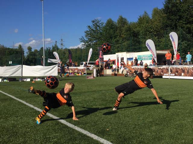 Ein voller Erfolg war das Wilde Kerle Fußballcamp am vergangenen Wochenende in Flammersbach. (Foto: Veranstalter)