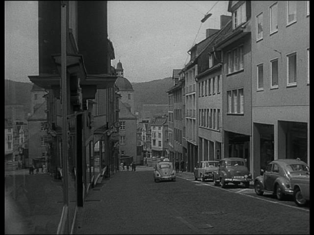 Siegen – Notizen zu einer Stadt entstand als Fernsehessay.